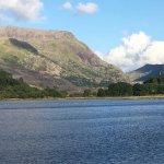 Snowdonia countyside