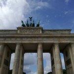 Photo of Brandenburg Gate