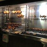 Carne arrosto spettacolare