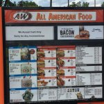 A & W Drive In All-American Food