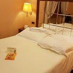 My room in hotel Berna