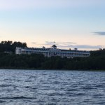 View of the Grand Hotel, from Our Dinner Cruise