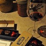 Chocolate pairing