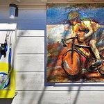 free DIY bicycle maintenance station at Peninsula Park-View