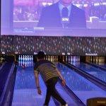Bowling at Bingemans