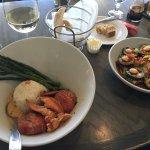 Lobster Kristina and Crazy Tempura