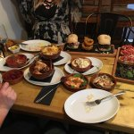 Selection of Tapas - disappointing