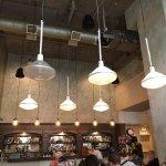 Medina Cafe interior.