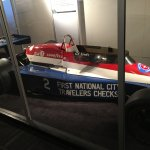 1978 Indy car driven by Al Unser