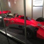 1972 Lola Indy race car