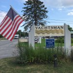 Foto de Yachtsman Lodge & Marina