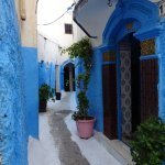 Kasbah des Oudaias Foto