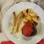 Hotel Ristorante Spartiacque Foto