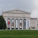 Exterior of the Field Museum