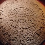 Aztec Disc from the Museum