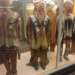 Native dress of First Nation citizens