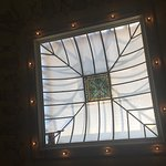 Beautiful skylight in the Study