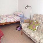 The lovely annexe/flat