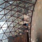 Visita  magnifica em Inhotim