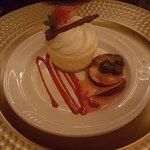 new york cheesecake for dessert