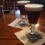 World-famous Irish Coffee
