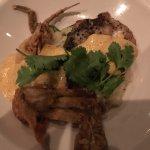 Soft Shell Crab and Fish