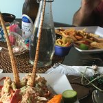 Best lobster roll ever!