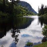 Lake on the Canyon