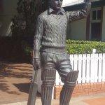 Don Bradman's Statue
