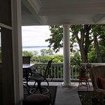Our veranda views!