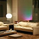 Rahimoana Villa Lounge