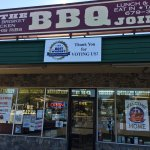 The BBQ Joint, real BBQ and REAL Sweet Tea!