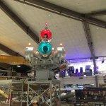 aircraft carrier lights
