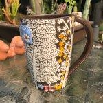 Red Pot ceramica