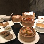 Try all you can eat dim sum in w hotel with friends. The food is really nice and the service is
