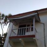 Broken and rotting balconies