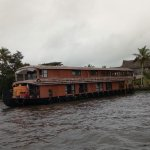 1 hour evening backwater cruise