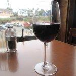 Coppola Director Cut Wine, Johnny's Harborside, Santa Cruz, Ca