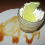 Key Lime Pie, Johnny's Harborside, Santa Cruz, Ca