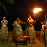 Fire Lighting Ceremony