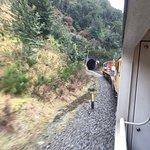 Photo of TranzAlpine Train
