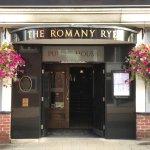 Foto de The Romany Rye Hotel