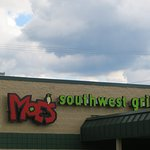 Moe's Southwest Grill, Exterior Sign at Ashland, Kentucky