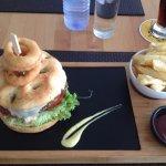 Angus Burger ...!