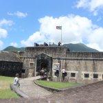 Brimstone Hill Fort