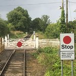 Idridgehay level crossing