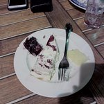 Asquerosa tarta de queso