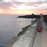 Vista da la Torre y los pescadores.