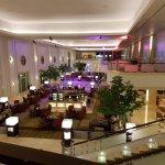 Hotel Lobby (night time)