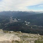 Viewing Down to Jasper